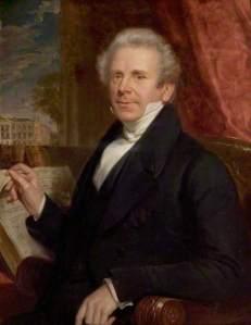 Ebenezer Henderson. Ferðaðist um Ísland 1814-15 á vegum Hins breska og erlenda biblíufélags.