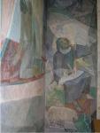 Altaristafla í Hallgrímskirkju í Saurbæ á Hvalfjarðarströnd